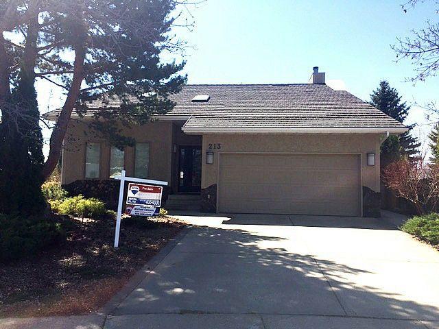 Main Photo: 213 Heagle Crescent: House for sale : MLS®# E4060974