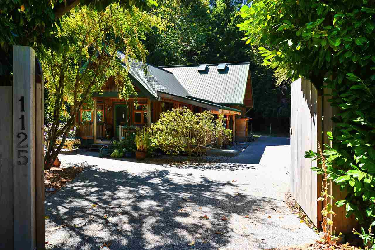 Photo 1: Photos: 1125 ROBERTS CREEK Road: Roberts Creek House for sale (Sunshine Coast)  : MLS®# R2200630