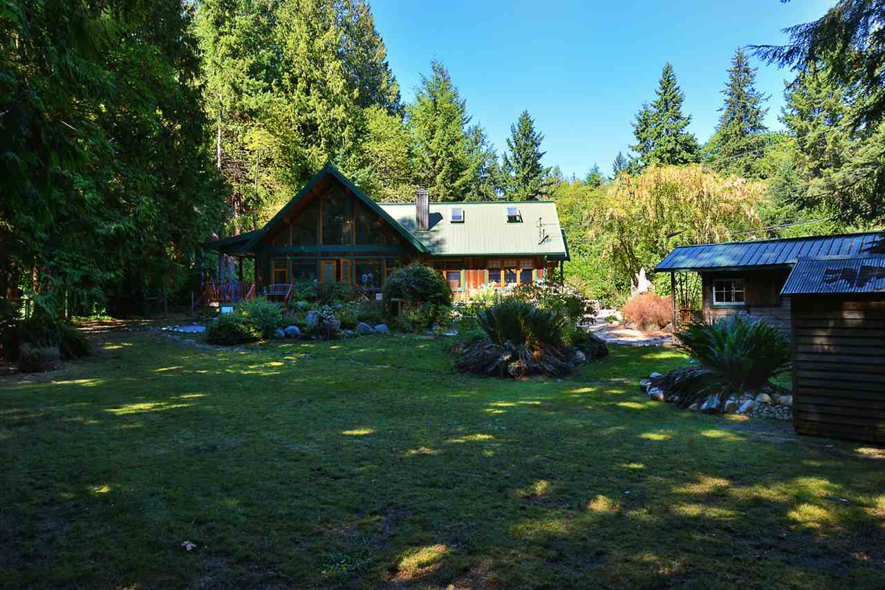 Photo 2: Photos: 1125 ROBERTS CREEK Road: Roberts Creek House for sale (Sunshine Coast)  : MLS®# R2200630