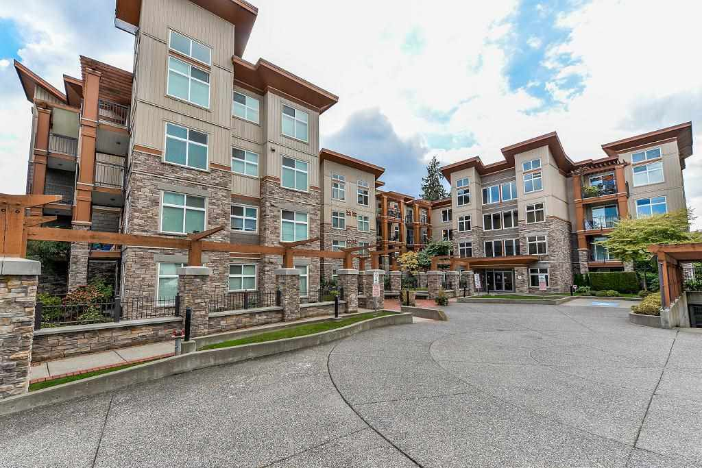 """Main Photo: 404 10237 133 Street in Surrey: Whalley Condo for sale in """"Ethical Gardens"""" (North Surrey)  : MLS®# R2214431"""