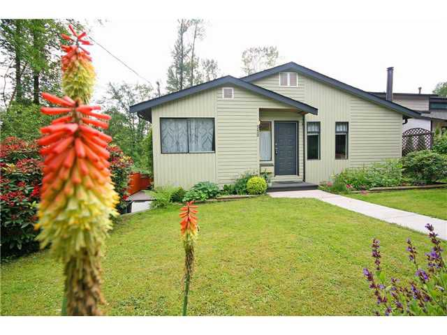 Main Photo: 350 IOCO RD in Port Moody: North Shore Pt Moody House for sale : MLS®# V1011503
