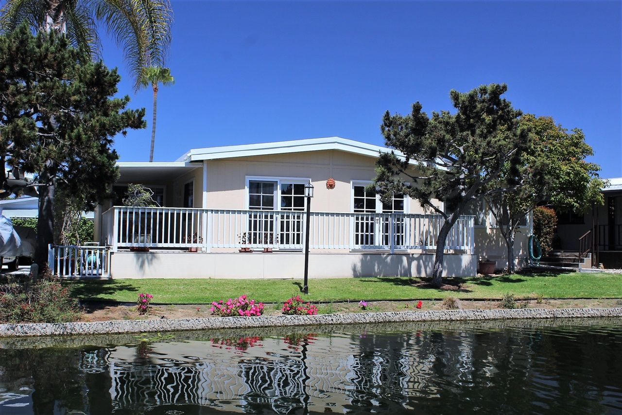 Main Photo: CARLSBAD WEST Manufactured Home for sale : 2 bedrooms : 7107 Santa Cruz #78 in Carlsbad