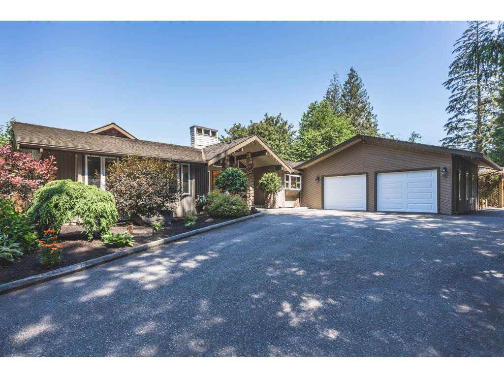 Main Photo: 3440 ROBINSON Road in Yarrow: Majuba Hill House for sale : MLS®# R2281974