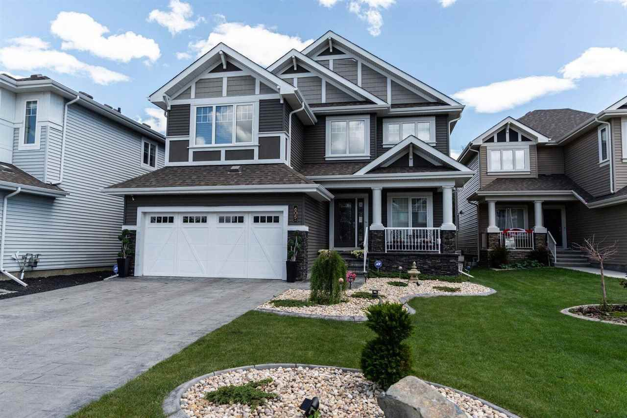 Main Photo: 605 Hemingway Point in Edmonton: Zone 58 House for sale : MLS®# E4122261