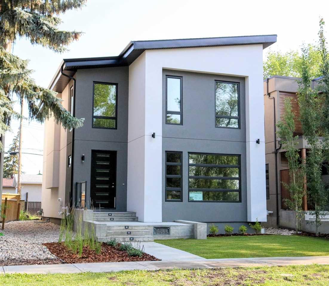 Main Photo: 14506 103 Avenue in Edmonton: Zone 21 House for sale : MLS®# E4123165