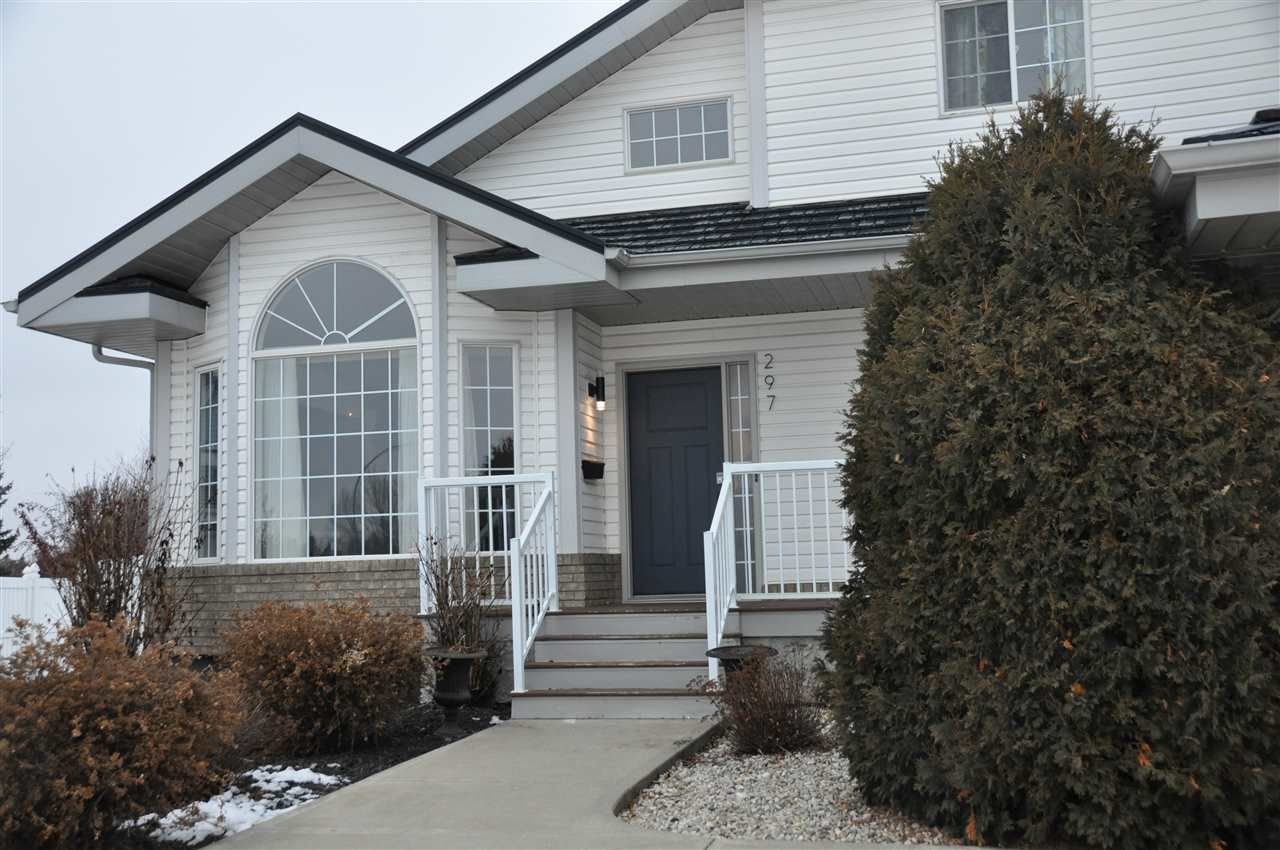 Main Photo: 297 ESTATE Drive: Sherwood Park House for sale : MLS®# E4136169