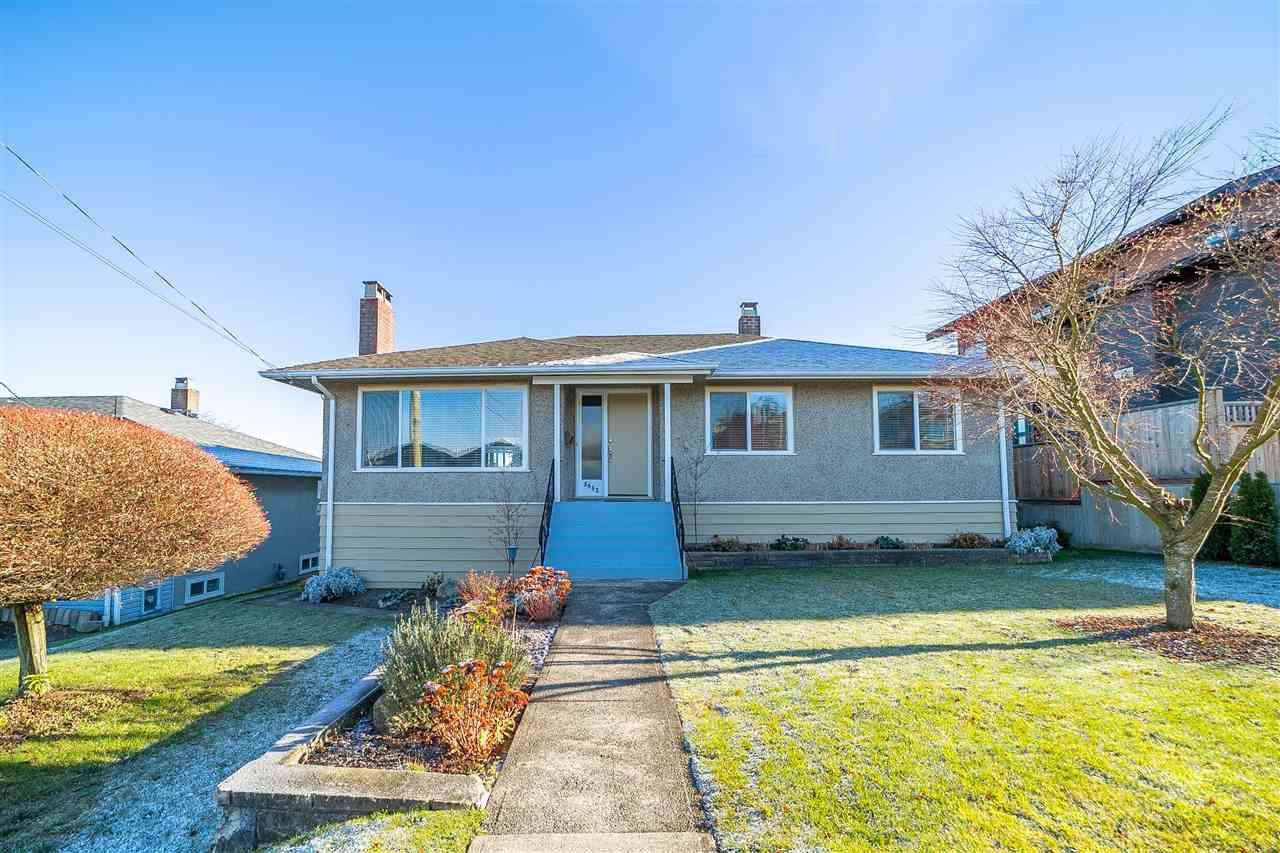 Main Photo: 5662 BOOTH Avenue in Burnaby: Forest Glen BS House for sale (Burnaby South)  : MLS®# R2326771