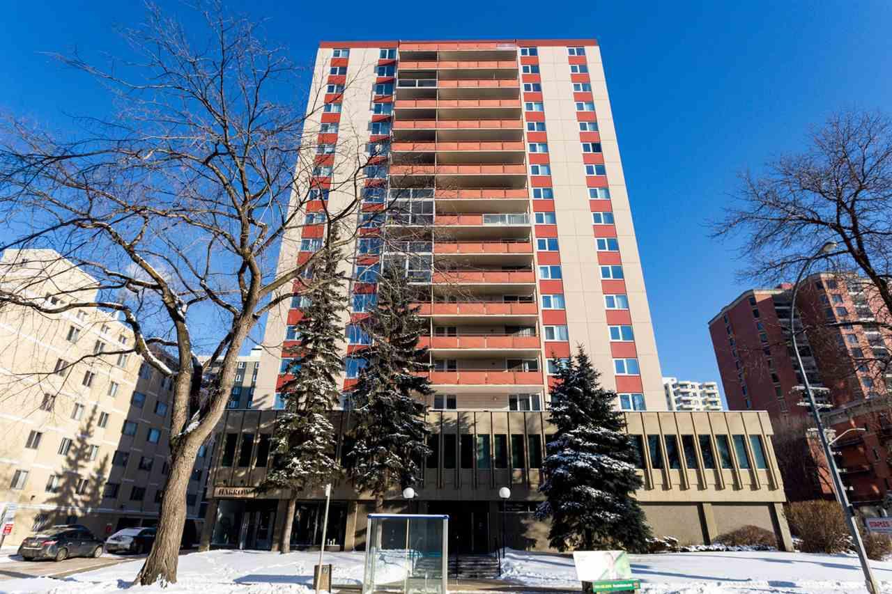 Main Photo: 1801 10011 116 Street in Edmonton: Zone 12 Condo for sale : MLS®# E4144127