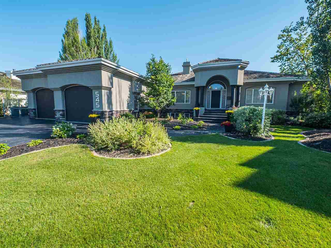 Main Photo: 545 ESTATE Drive: Sherwood Park House for sale : MLS®# E4145554