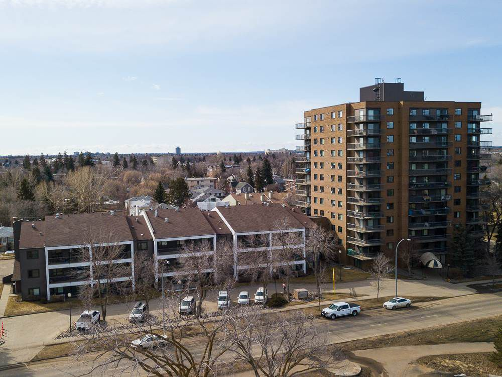 Main Photo: 211 10545 SASKATCHEWAN Drive in Edmonton: Zone 15 Condo for sale : MLS®# E4149943