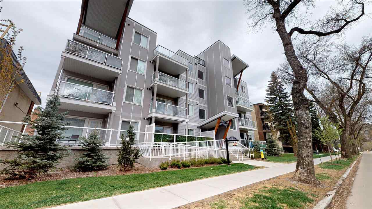 Main Photo: #403 10030 83 Avenue in Edmonton: Zone 15 Condo for sale : MLS®# E4156899