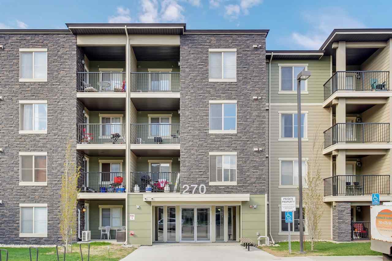 Main Photo: 215 270 MCCONACHIE Drive in Edmonton: Zone 03 Condo for sale : MLS®# E4156953