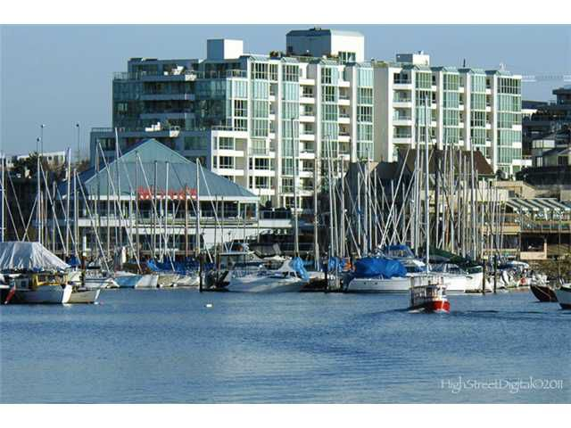 """Main Photo: 315 456 MOBERLY Road in Vancouver: False Creek Condo for sale in """"PACIFIC COVE"""" (Vancouver West)  : MLS®# V887403"""