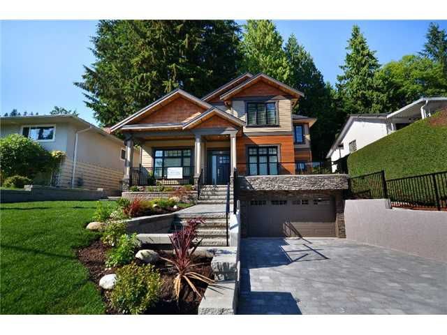 Main Photo: 1152 WELLINGTON Drive in North Vancouver: Lynn Valley House for sale : MLS®# V896500