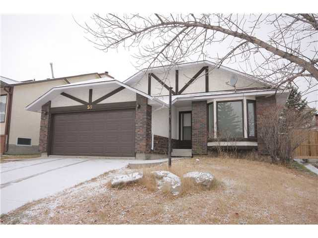 Main Photo: 59 SANDERLING Rise NW in CALGARY: Sandstone Residential Detached Single Family for sale (Calgary)  : MLS®# C3500360