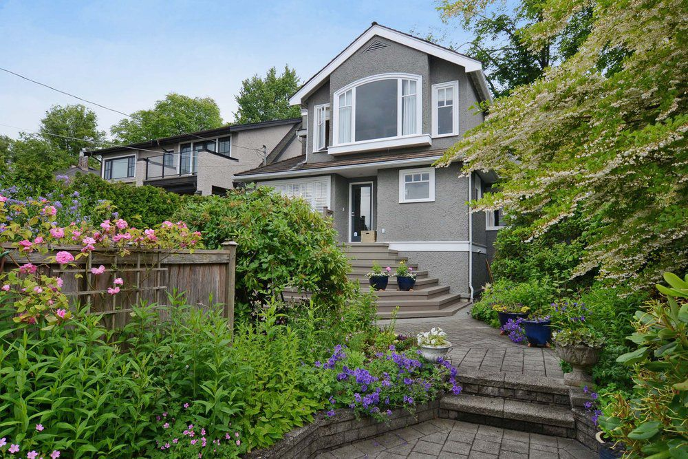 Main Photo: 3287 West 22nd Avenue in Vancouver: Home for sale