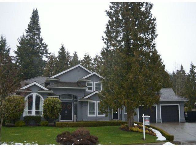 """Main Photo: 13935 30TH Avenue in Surrey: Elgin Chantrell House for sale in """"West Elgin"""" (South Surrey White Rock)  : MLS®# F1405028"""