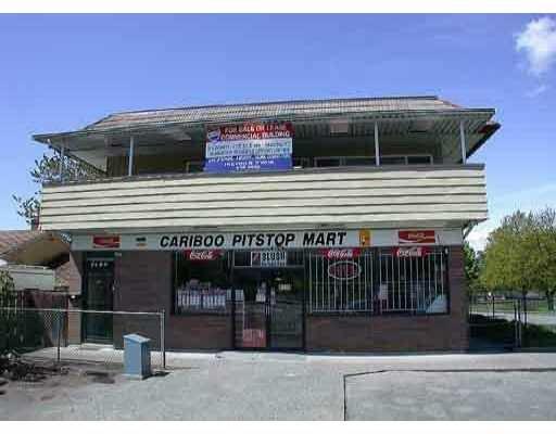 Main Photo: 8691 ARMSTRONG AV: Home for sale (Burnaby East)  : MLS®# V410797