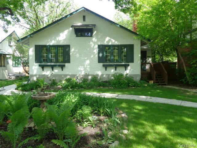 Main Photo: 273 Overdale Street in WINNIPEG: St James Residential for sale (West Winnipeg)  : MLS®# 1409291