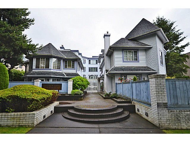 """Main Photo: 202 8772 MARINE Drive in Vancouver: Marpole Condo for sale in """"GULF VIEW COURT"""" (Vancouver West)  : MLS®# V1065615"""