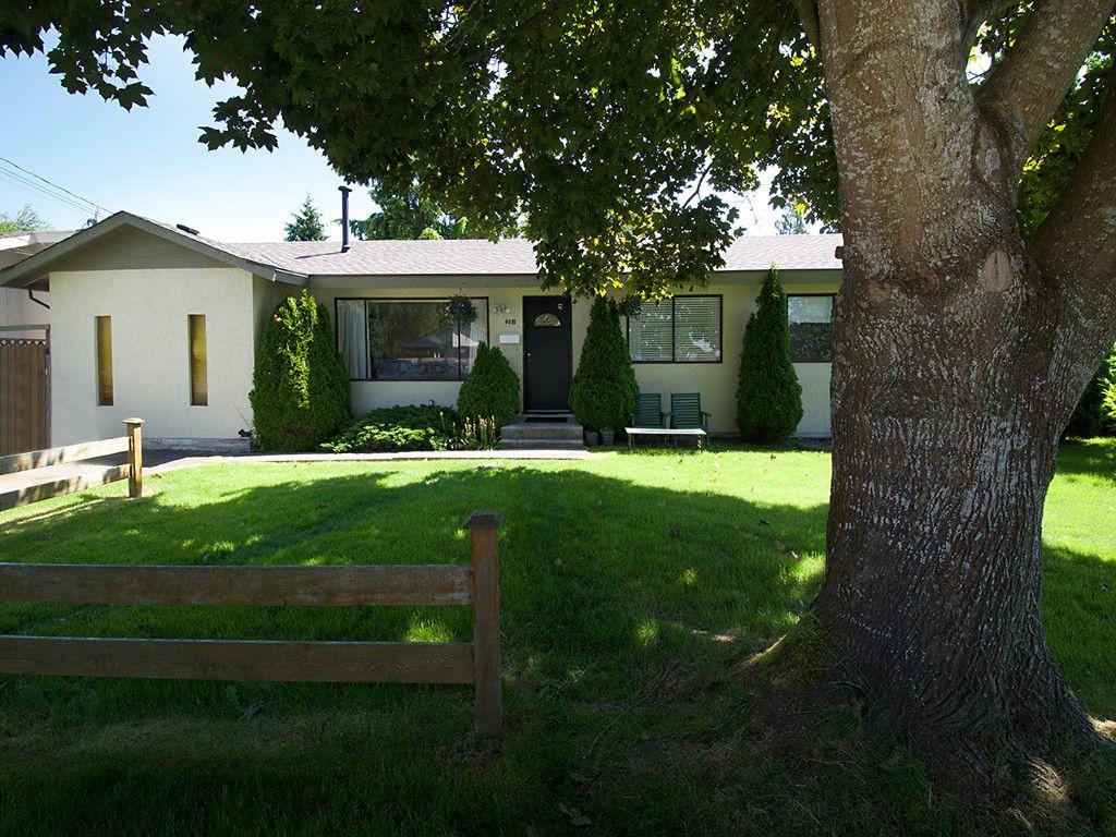 Main Photo: 4410 47A Street in Ladner: Ladner Elementary House for sale : MLS®# V1068911