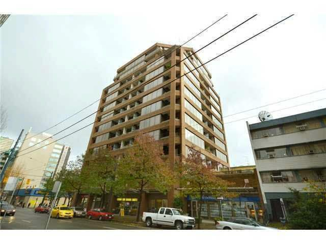Main Photo: 405 1010 HOWE Street in Vancouver: Downtown VW Condo for sale (Vancouver West)  : MLS®# V1091649