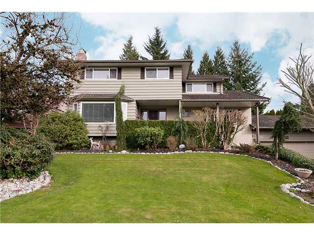 Main Photo: 609 DENTON Street in Coquitlam: Coquitlam West House for sale : MLS®# V1110145