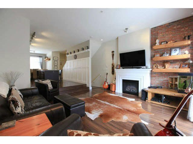 """Main Photo: 754 ORWELL Street in North Vancouver: Lynnmour Townhouse for sale in """"WEDGEWOOD"""" : MLS®# V1120850"""