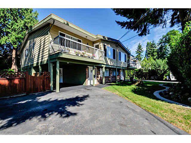"Main Photo: 2551 126 Street in Surrey: Crescent Bch Ocean Pk. House Duplex for sale in ""Ocean Park"" (South Surrey White Rock)  : MLS®# F1448364"