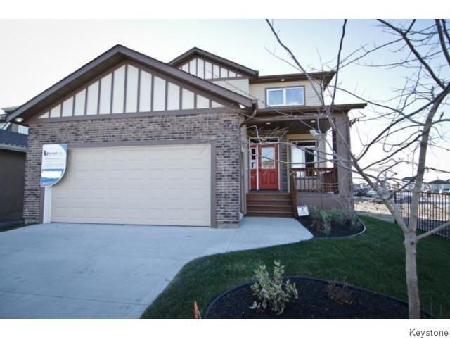 Main Photo: 60 DANA Crescent in WINNIPEG: West Kildonan / Garden City Residential for sale (North West Winnipeg)  : MLS®# 1517878