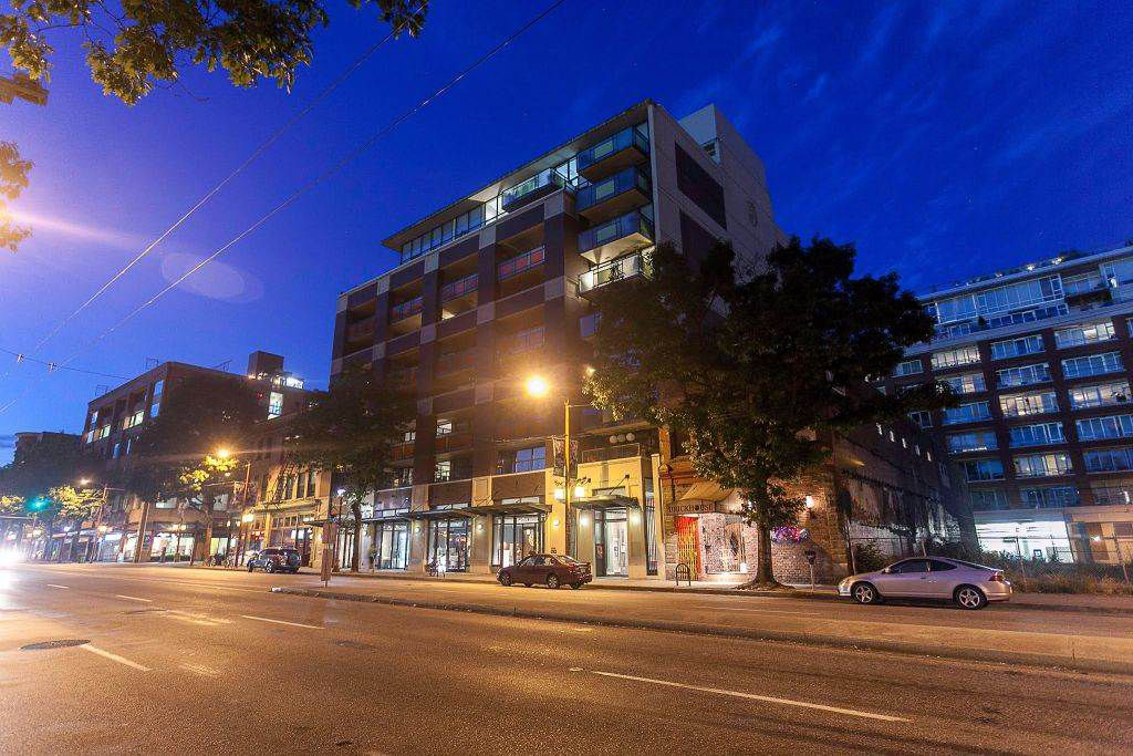 "Main Photo: 211 718 MAIN Street in Vancouver: Mount Pleasant VE Condo for sale in ""GINGER"" (Vancouver East)  : MLS®# R2085911"