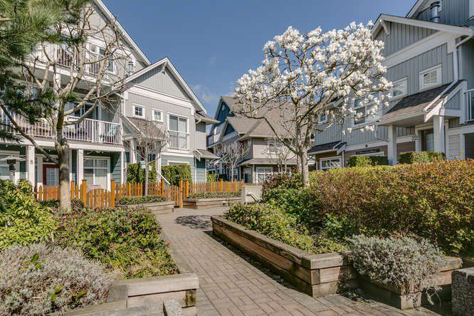 "Main Photo: 9 6300 LONDON Road in Richmond: Steveston South Townhouse for sale in ""LONDON LANDING"" : MLS®# R2152862"