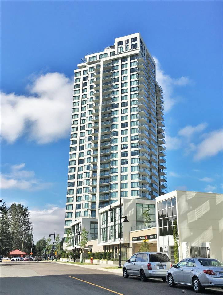"Main Photo: 2601 570 EMERSON Street in Coquitlam: Coquitlam West Condo for sale in ""UPTOWN 2"" : MLS®# R2194754"