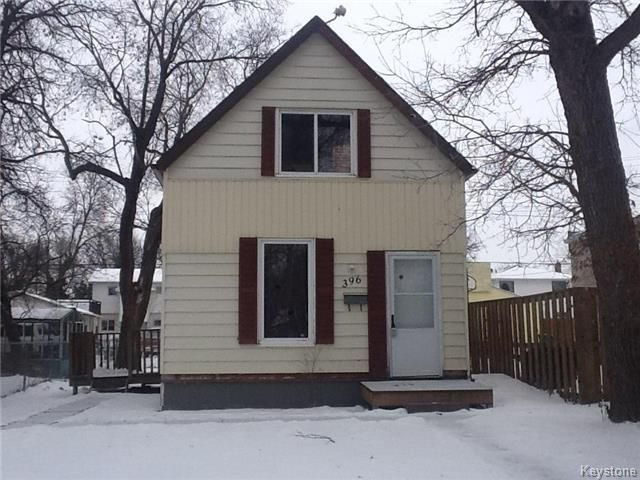 Main Photo: 396 Lariviere Street in Winnipeg: Norwood Residential for sale (2B)  : MLS®# 1729641