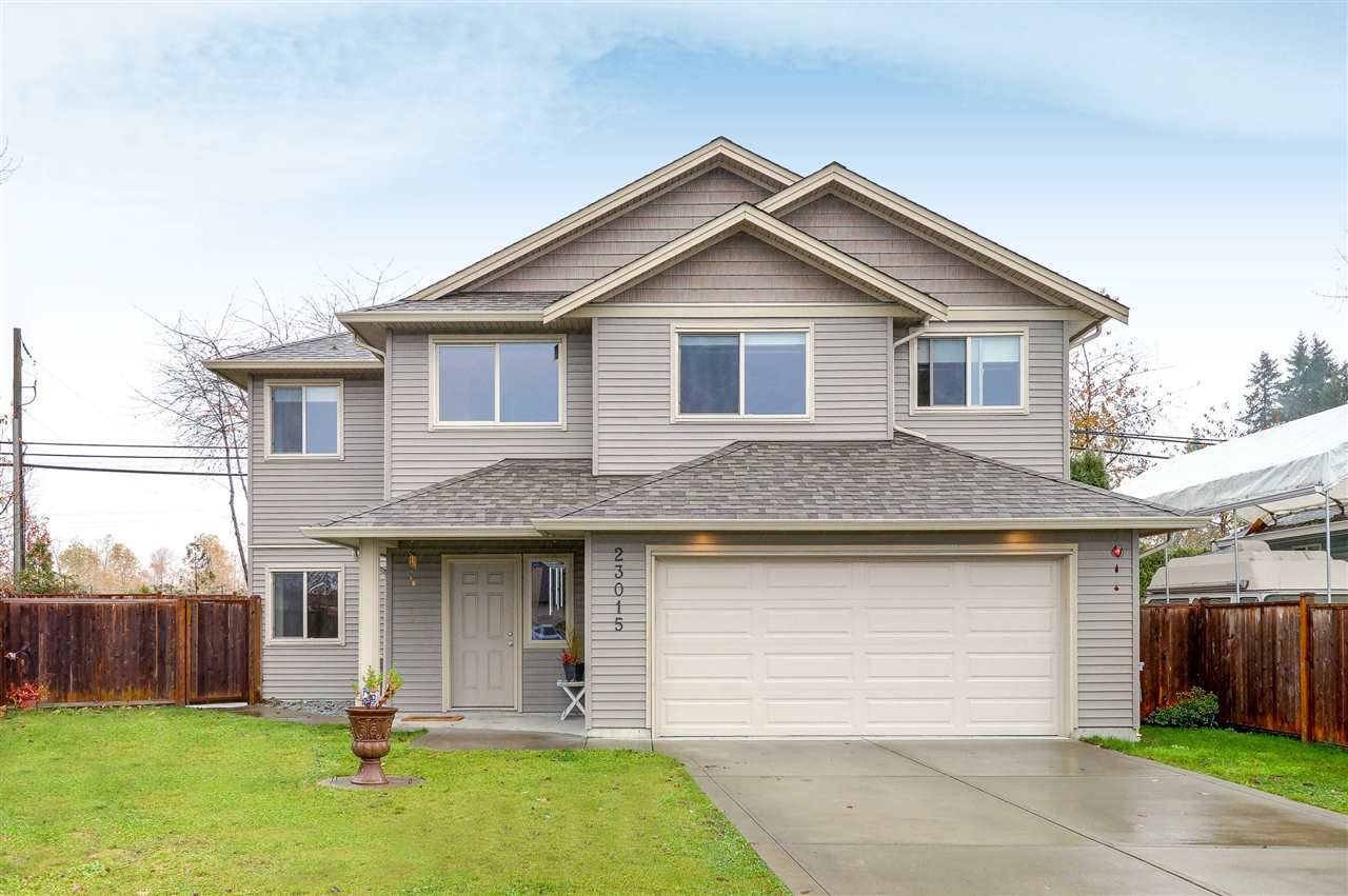 Main Photo: 23015 OLUND Crescent in Maple Ridge: East Central House for sale : MLS®# R2223635