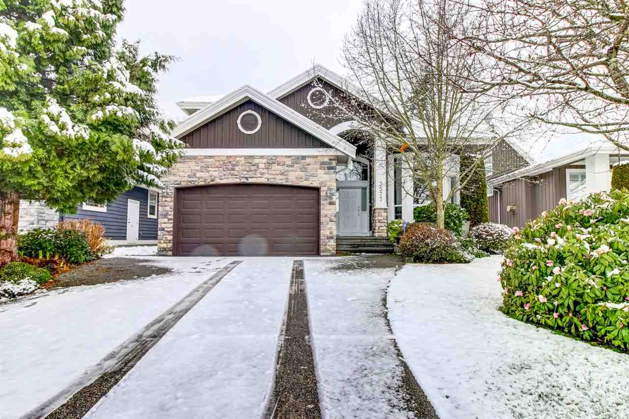 Main Photo: 3577 156A Street in Surrey: Morgan Creek House for sale (South Surrey White Rock)  : MLS®# R2240238