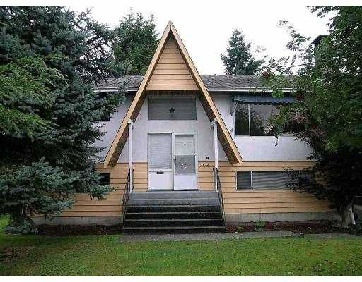 """Main Photo: 3632 HAMILTON ST in Port Coquiltam: Lincoln Park PQ House for sale in """"SUN VALLEY"""" (Port Coquitlam)  : MLS®# V554271"""