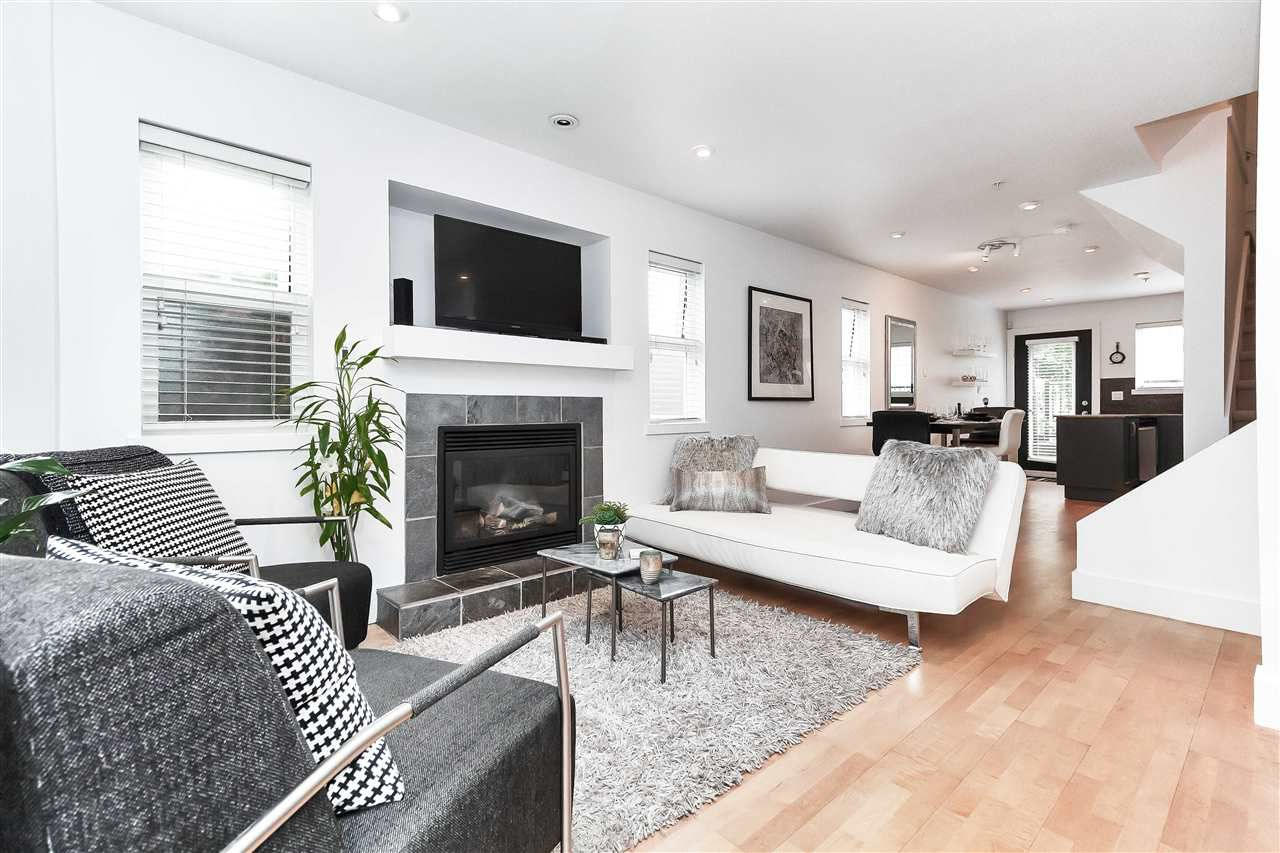 """Main Photo: 5 1638 E GEORGIA Street in Vancouver: Hastings Townhouse for sale in """"Woodshire"""" (Vancouver East)  : MLS®# R2314622"""