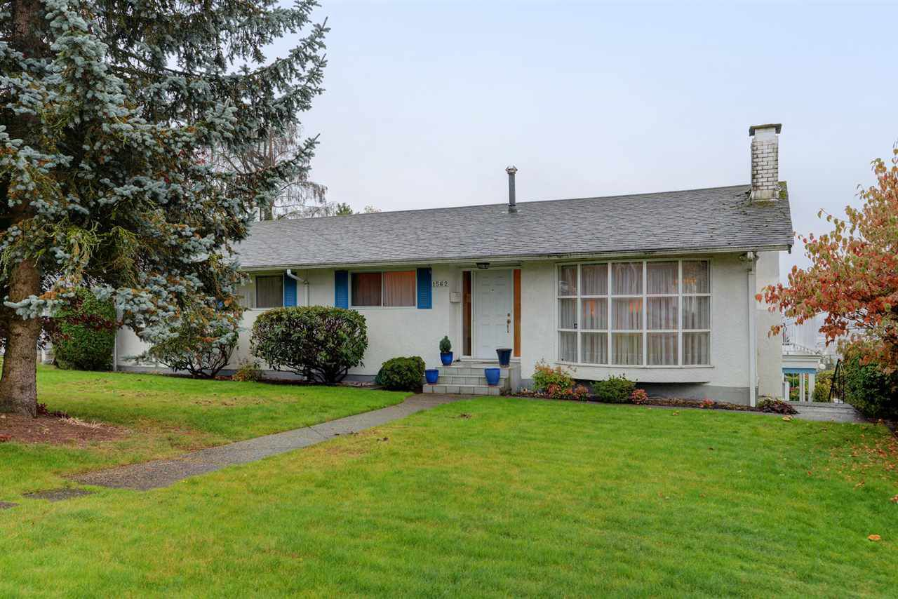 Main Photo: 1562 MADORE Avenue in Coquitlam: Central Coquitlam House for sale : MLS®# R2318850