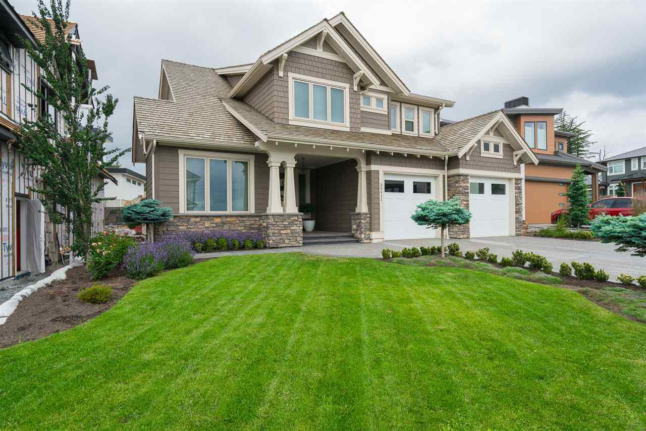"Main Photo: 35411 EAGLE SUMMIT Drive in Abbotsford: Abbotsford East House for sale in ""Eagle Mountain"" : MLS®# R2323404"