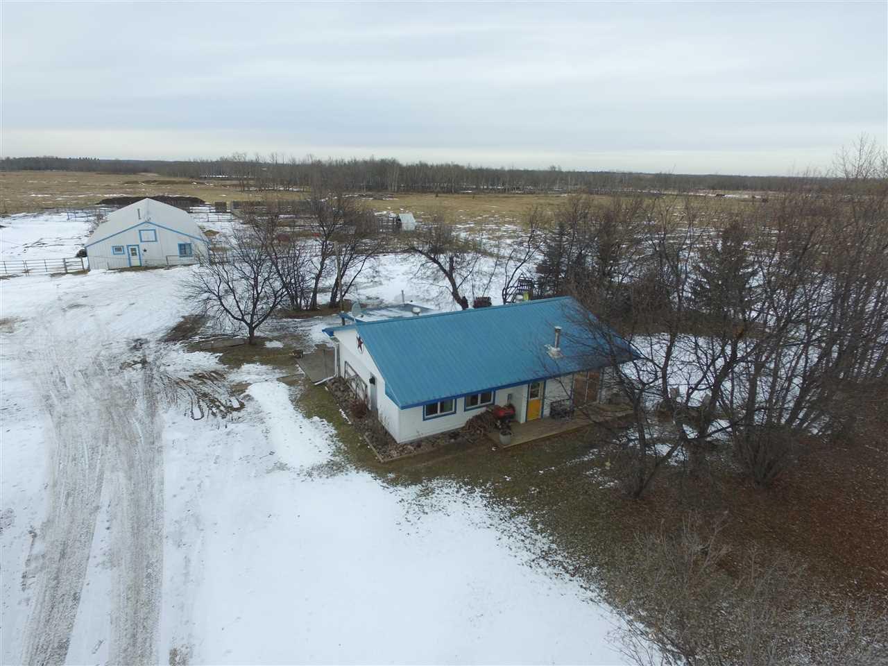 Main Photo: 26024 Twp Rd 482: Rural Leduc County House for sale : MLS®# E4136931