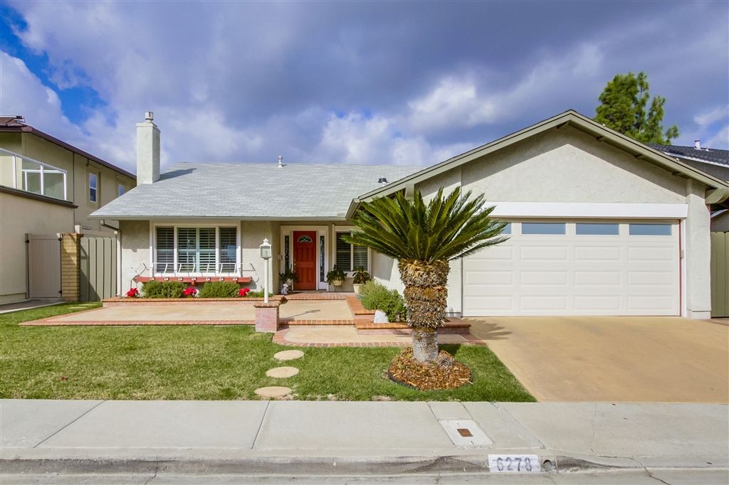 Main Photo: DEL CERRO House for sale : 4 bedrooms : 6278 Camino Rico in San Diego