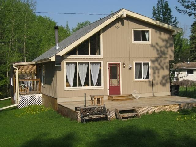 Main Photo: 33 Hillside Crescent: Rural Lac Ste. Anne County House for sale : MLS®# E4140105