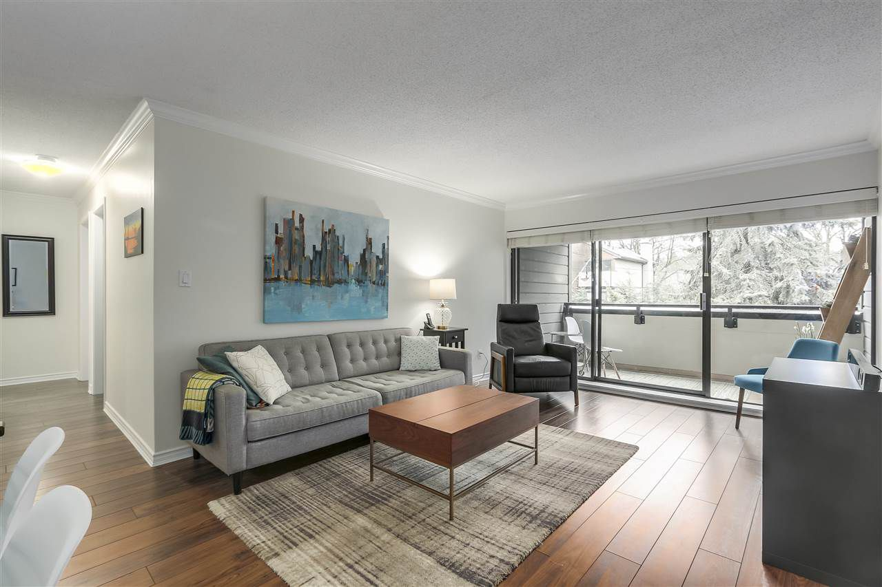 "Main Photo: 303 1710 W 13TH Avenue in Vancouver: Fairview VW Condo for sale in ""PINE RIDGE"" (Vancouver West)  : MLS®# R2333723"