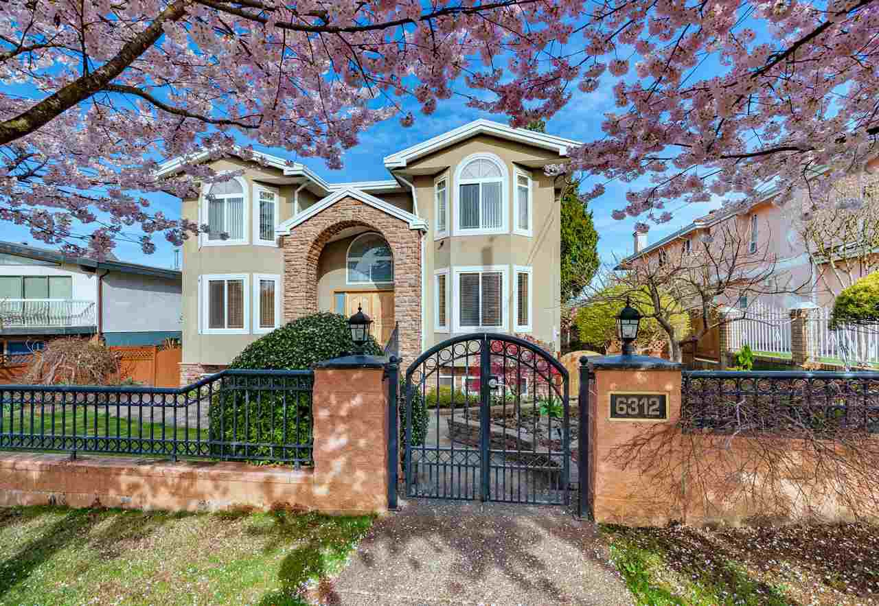 Main Photo: 6312 PEARL Avenue in Burnaby: Forest Glen BS House for sale (Burnaby South)  : MLS®# R2351774