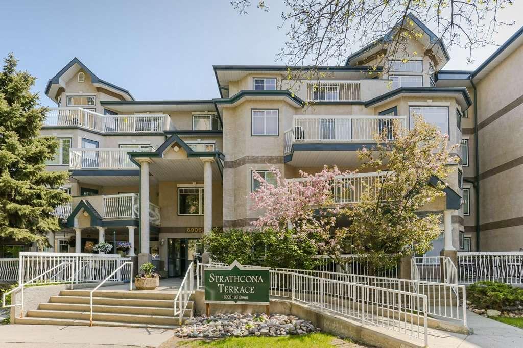 Main Photo: 402 8909 100 Street in Edmonton: Zone 15 Condo for sale : MLS®# E4159073