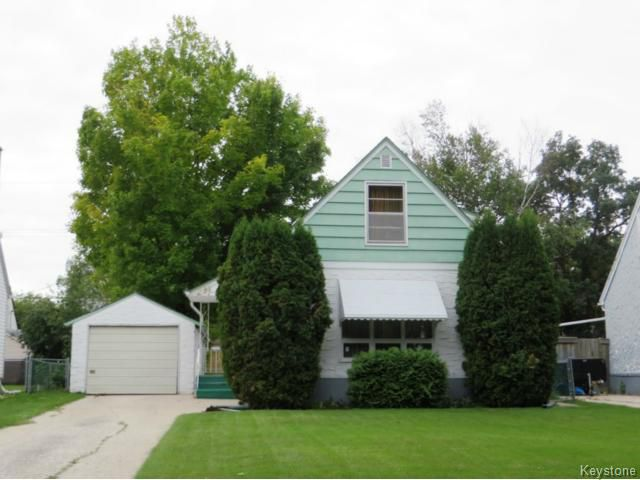 Main Photo: 292 Sharp Boulevard in WINNIPEG: St James Residential for sale (West Winnipeg)  : MLS®# 1423234