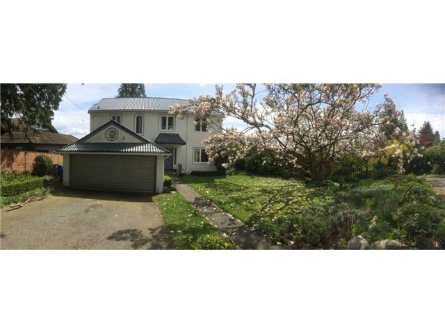 Main Photo: 2616 PALMERSTON Avenue in West Vancouver: Dundarave House for sale : MLS®# V1112367