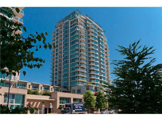 "Main Photo: 1801 188 E ESPLANADE Street in North Vancouver: Lower Lonsdale Condo for sale in ""ESPLANADE AT THE PIER"" : MLS®# V1142364"