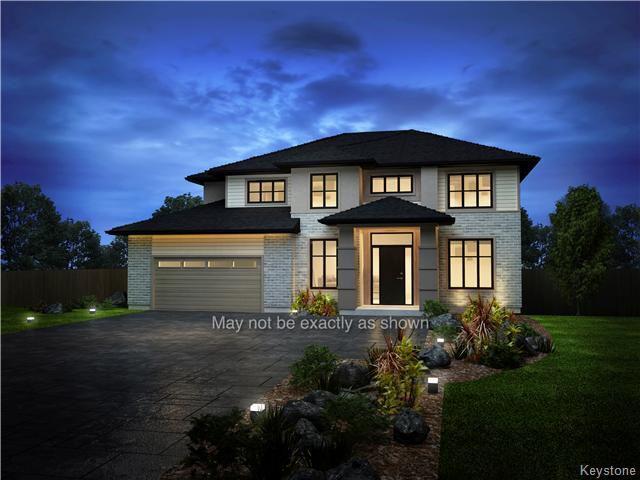 Main Photo: 191 Red Spruce Road in WINNIPEG: Fort Garry / Whyte Ridge / St Norbert Residential for sale (South Winnipeg)  : MLS®# 1529224
